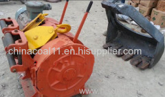 Twin Drum Scraper winch