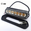 "18W 5.5"" ECE R65 SAE J845 LED Strobe Warning Light"