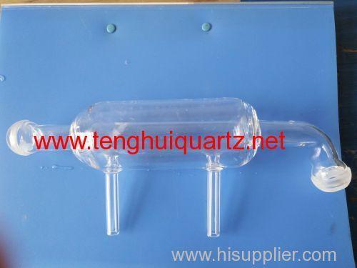 High temperature resistant quartz processing element
