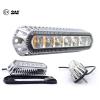 "18W 5.5"" Emergency LED Strobe Warning Lamp Light Head ECE R65 Approved"