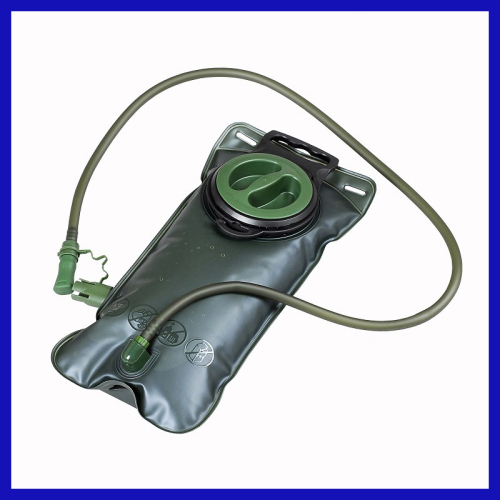 Camelback water bag liner-man drinking three liters TPU water bag liner / 3LTPU water bag liner