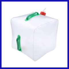 IN STOCK Chanodug outdoor water container 20l folding bucket transparent water bag