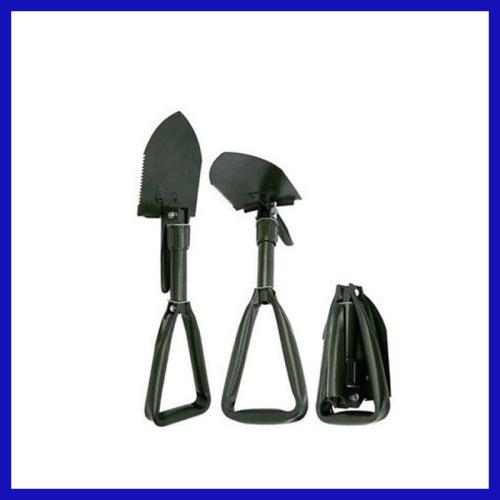 outdoor multi-purpose folding shovel