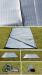 Double faced aluminum moisture-proof pad tent sl eeping pad mattress mats outdoor waterproof picnic rug