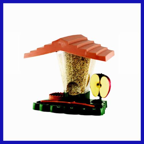 DELUXE BIRD FEEDER HOUSE