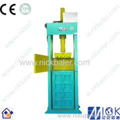 second hand clothes hydraulic baling machine