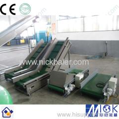 Chain Conveyor used in Hydraulic Baler