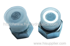 NPT male/ SAE female ISO11926-1 Adapters