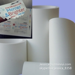 Professional Manufacturer Fragile Paper Security Label Anti-counterfeiting Destructive Adhesive Label Paper Material