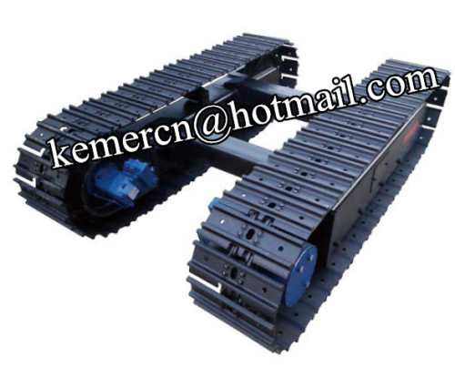 crusher steel track undercarriage manufacturer