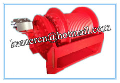 hot sell dredger hydraulic winch (hoisting winch)