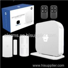 Android/ iOS APP support home security 315MHz wireless home burglar GSM alarm system