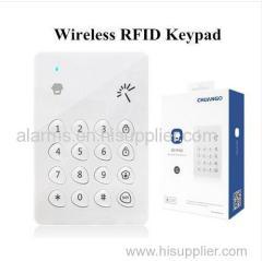 Wireless RFID Keypad for Chuango alarm system
