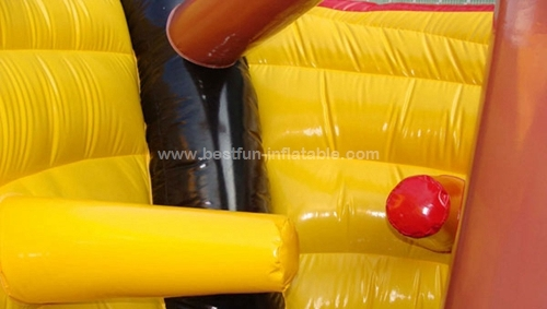 Manufacturer inflatable ship combo slide