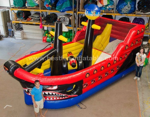 Pirate moonwalk inflatable rentals