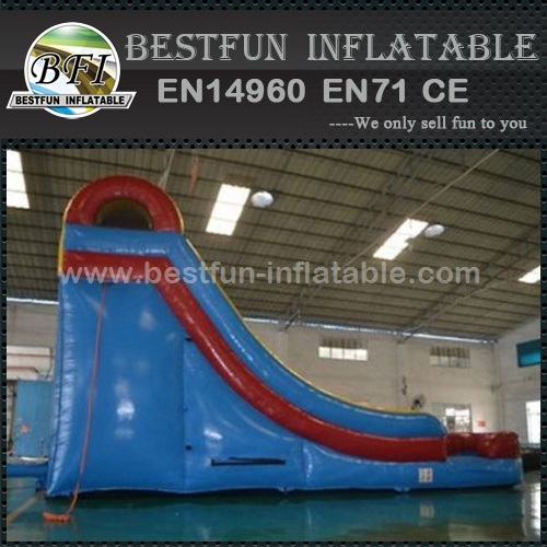 Super Fun Inflatables Wet and Dry Inflatable Slide