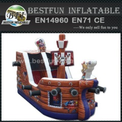 Original inflatable pirate slide