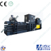 Used PLC control system hydraulic baling bale compactor