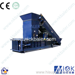 50 countries warmly accepted OCC paper Hydrualic oil strapping machine