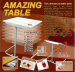 MAZING TABLE as seen on tv