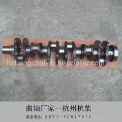Komatsu 6D102 crankshaft 6735-01-1310 OK manufacturer from