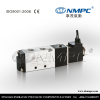 4V110-06 5 ways pneumatic feeding valve