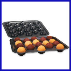 perfect cake pops bake cake pan