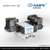 valve group for 5 ways proportional pneumatic valve