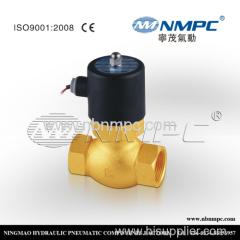 2L170-35 STC AIRTAC series big Brass body water air oil gas pneumatic solenoid valve