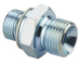 BSP thread 60° cone Fittings 1BM