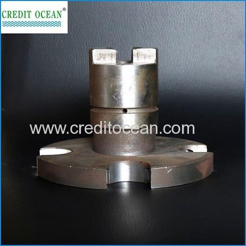 Spare parts of braiding machine