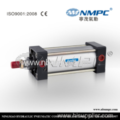 SC DNC pneumatic cylinder and valve air filter