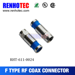 f double male f connector f quick connector