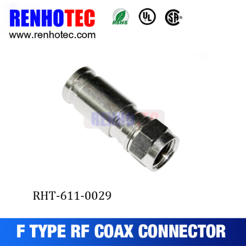 power connectors male power connectors High power F male connector for coaxial cable