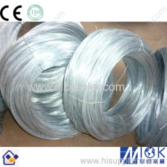 steel cable galvanized steel wire
