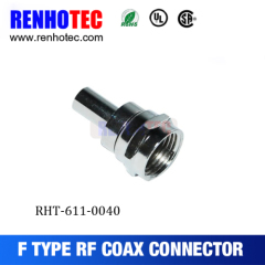 rg6 cable f connector crimp f male connector rg6 compression f connector