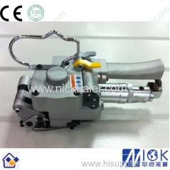 Nick baler semi-automatic PP strapping machine price