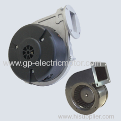 AC EC Induction heating equipment gas blower fan