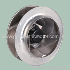 OEM 12V 24V 48V DC Centrifugal Fan RB1D355096C