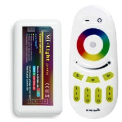 4 zone RGB LED Strip Controller 12V