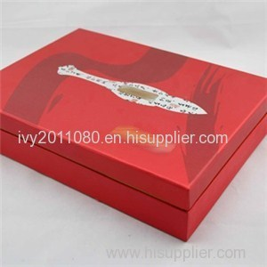 Tea Packaging Paper Gift Box
