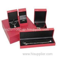 Plastic Jewelry Box Set
