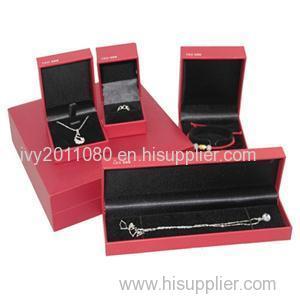Plastic Jewelry Box Set