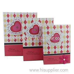 Korea Paper Gift Box