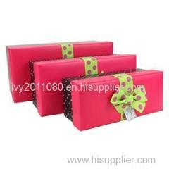 Unwear Paper Packaing Box