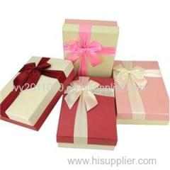 Customized Paper Present Box