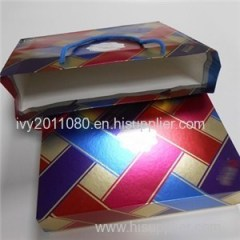 Paper Packaging Box And Bag