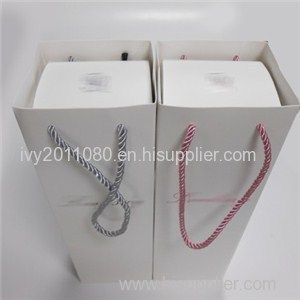 Wine Packaging Paper Box And Bag