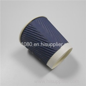 Ripple Double Wall Paper Cups