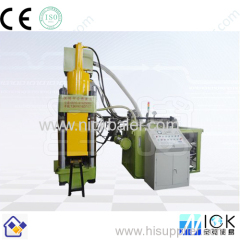 Automatic Scrap briquetting press